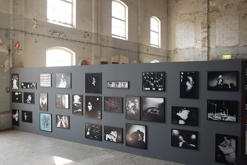 Installation view - Noorderlicht Photofestival