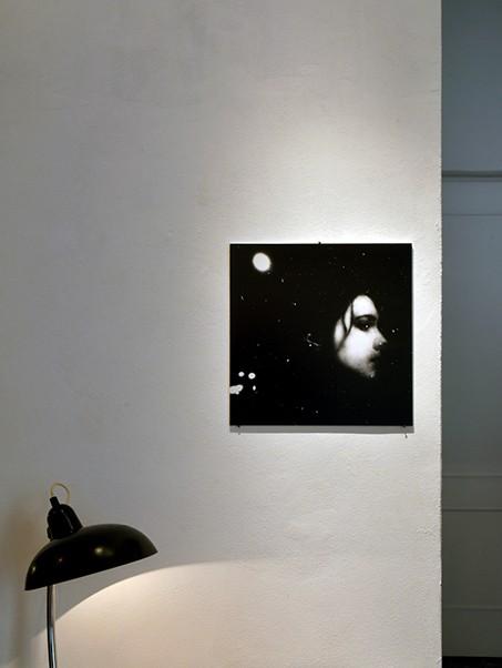 Installation view - Interzone Galleria