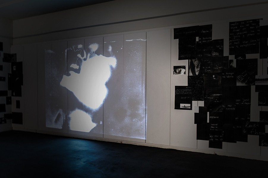Installation view - Void - Athens Photo Festival