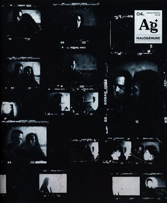 HALOGÉNURE #04A Cover